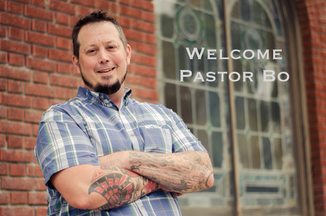 Welcome Pastor Bo