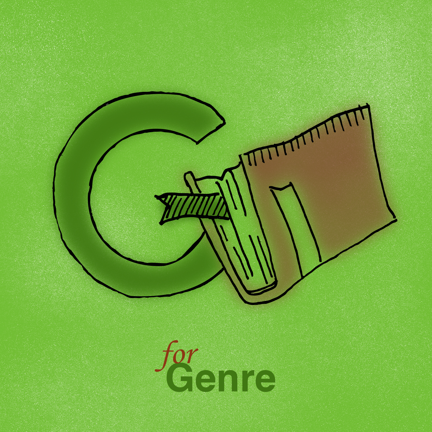 Sunday School G is for Genre