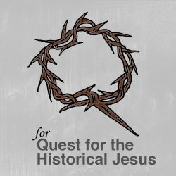 Q is for Quest for Historical Jesus (preview)