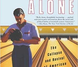 Bowling Alone Reading Group